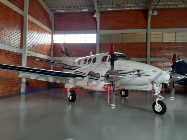 Beechcraft King Air C90 GTi | Ano 2008