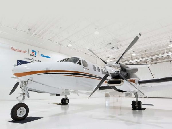 BEECHCRAFT KING AIR 350i | Ano 2020