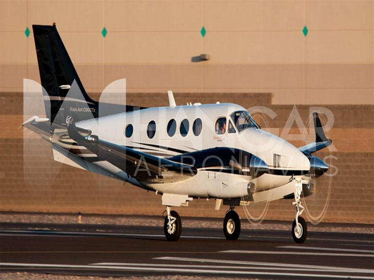 BEECHCRAFT KING AIR C90 GTx | Ano 2015