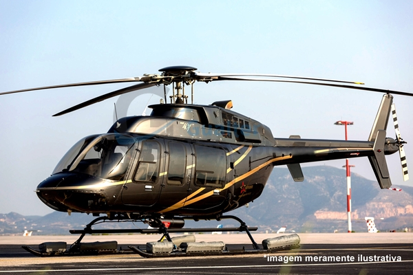 BELL 407 | Ano 2009
