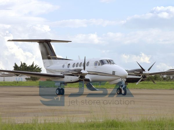 Beechcraft King Air B200 | Ano 2007