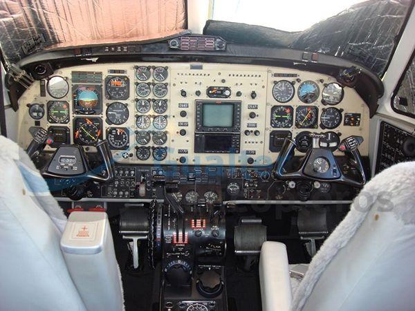 BEECHCRAFT KING AIR B200 | Ano 1980