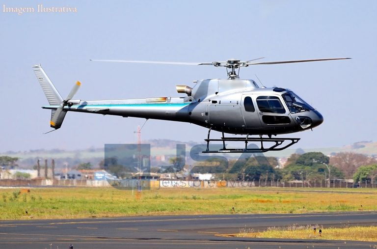 EUROCOPTER AS350 ESQUILO B3 | Ano 2010