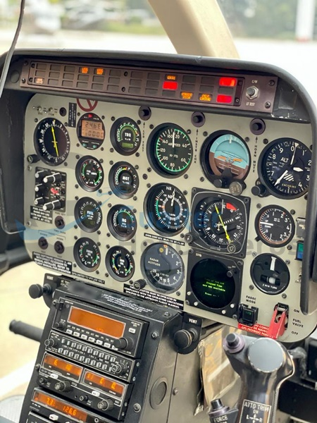 BELL 407   Ano 1997
