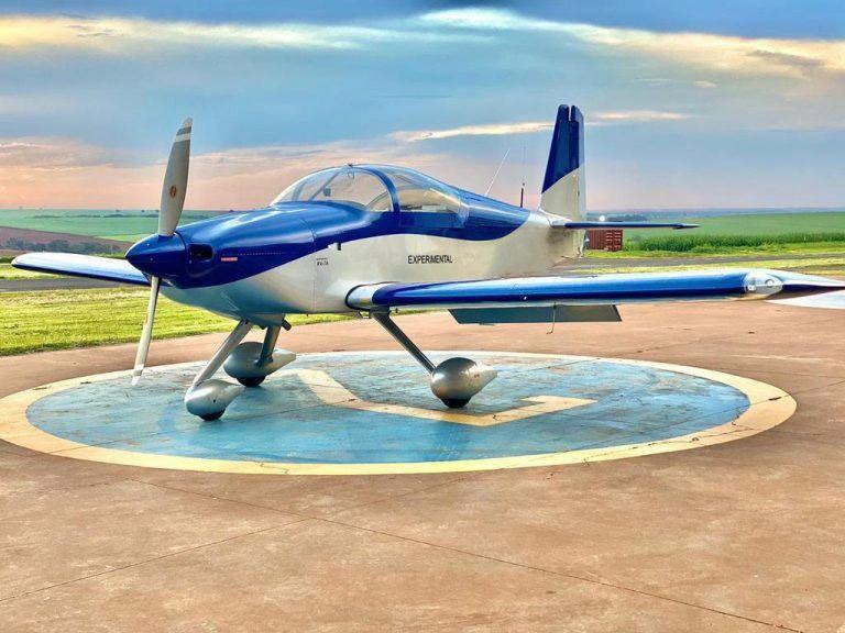 RV-7A 2020 com 5 horas totais apenas