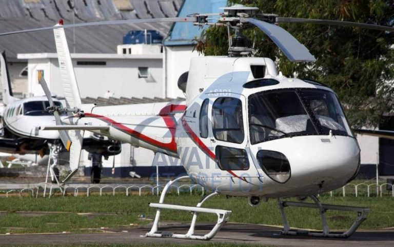 HELIBRAS ESQUILO AS350 B2 | ANO 2008