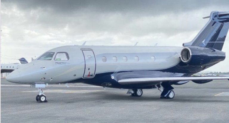 EMBRAER PREATOR 500 | Ano 2017