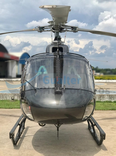HELIBRAS ESQUILO AS350 B3   Ano 2010