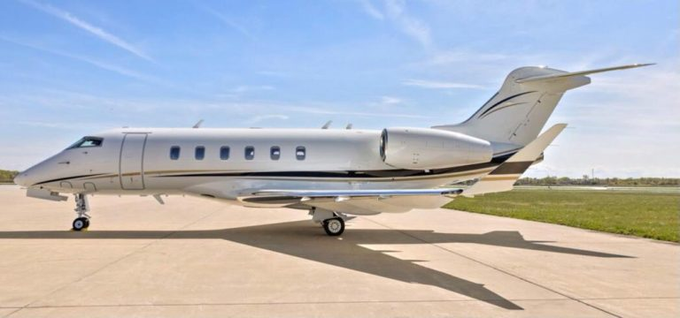 BOMBARDIER CHALLENGER 350 | Ano 2015
