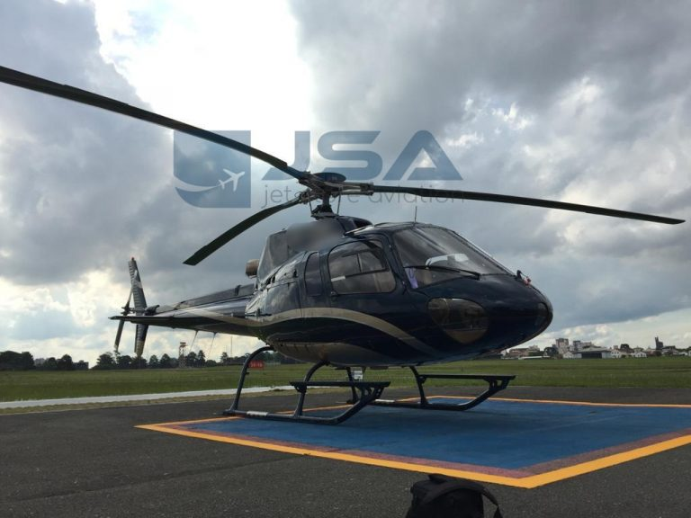 HELIBRAS AS350B ESQUILO   Ano 1990