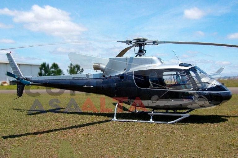 EUROCOPTER ESQUILO AS350 B3 | Ano 2007