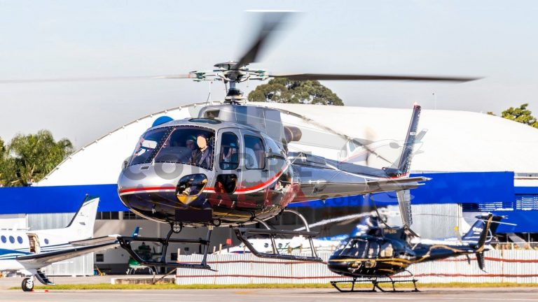 EUROCOPTER ESQUILO AS350 B3 | Ano 2015