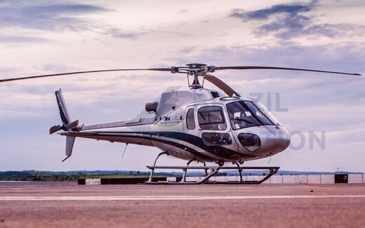 EUROCOPTER ESQUILO AS350 B3+ | Ano 2010